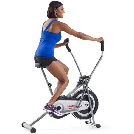 Weslo Cross Cycle Upright Exercise Bike Walmart Com