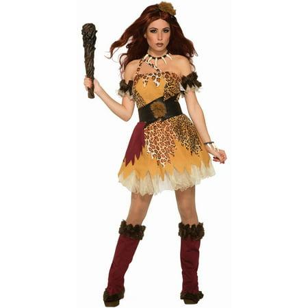 Halloween Cavewoman (Halloween Cavewoman Adult)