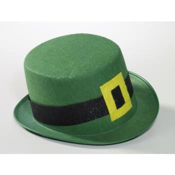 ST.PAT GRN FELT LEPRECHAUN HAT](Leprachaun Hat)