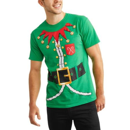 HOLIDAY Elf Suit Graphic T-Shirt, Size 2XL - Elf Suit
