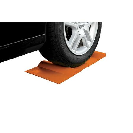 Park Smart Car Mat Garage Curb Parking Aid Or Tire Wheel