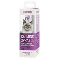 SENTRY Calming Spray for Cats, 1 oz.