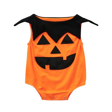 Mosunx Newborn Toddler Infant Baby Girls Boys Romper Jumpsuit Halloween Costume Outfits - Newborn Baby Costumes Halloween