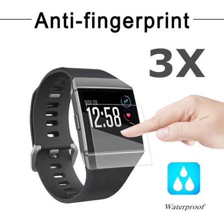 3PCS HD Clear Explosion-proof LCD TPU Full Cover Screen Protector Film Watch Tools Accessories Water Film - image 1 of 5