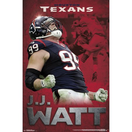 Houston Texans - JJ Watt - Jj Watts Halloween