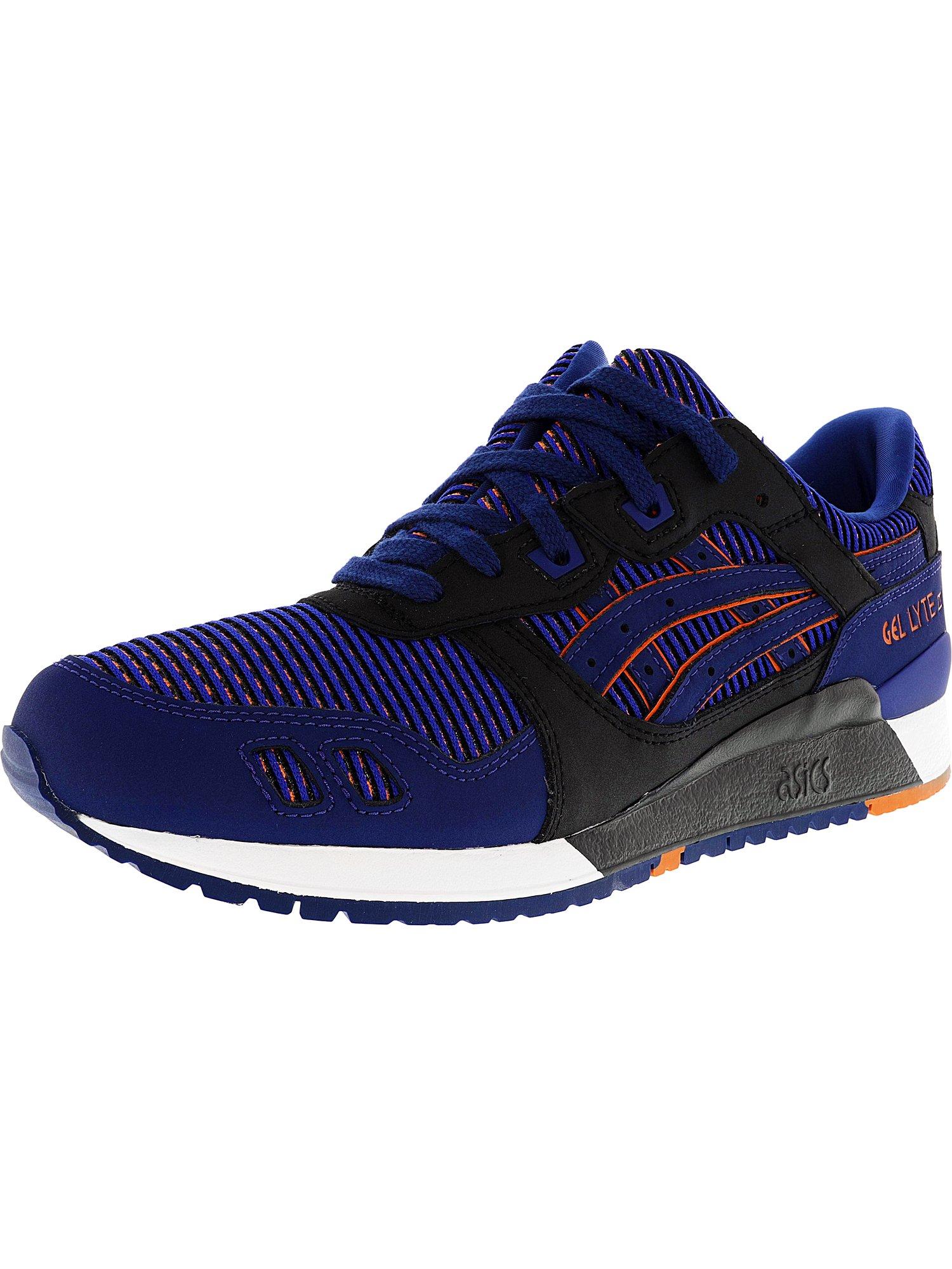 dba559c21c54 Asics Men s Gel-Lyte Iii Medium Grey   Guava Ankle-High Leather Running Shoe  - 8M