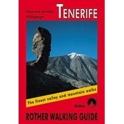 Tenerife : The Finest Valley and Mountain Walks - Paperback