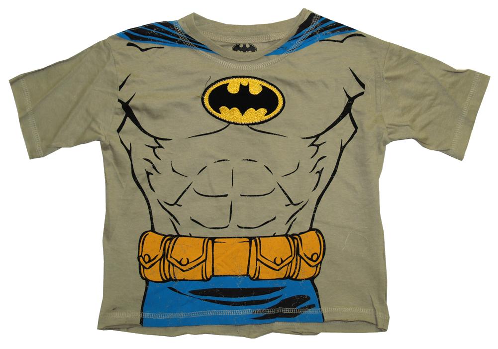 Batman Toddler T-Shirt Colored Camo Logo Black Tee