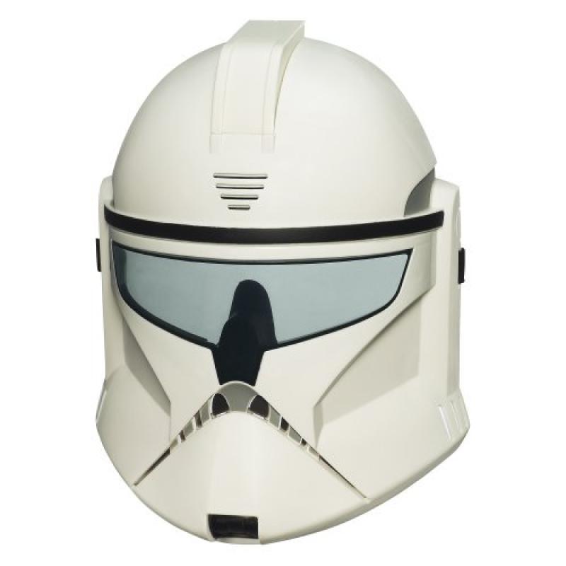 Star Wars The Clone Wars Clone Trooper Electronic Helmet