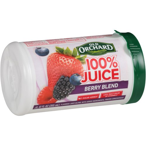 Old Orchard 100% Juice Berry Blend Frozen Concentrate, 12 fl oz