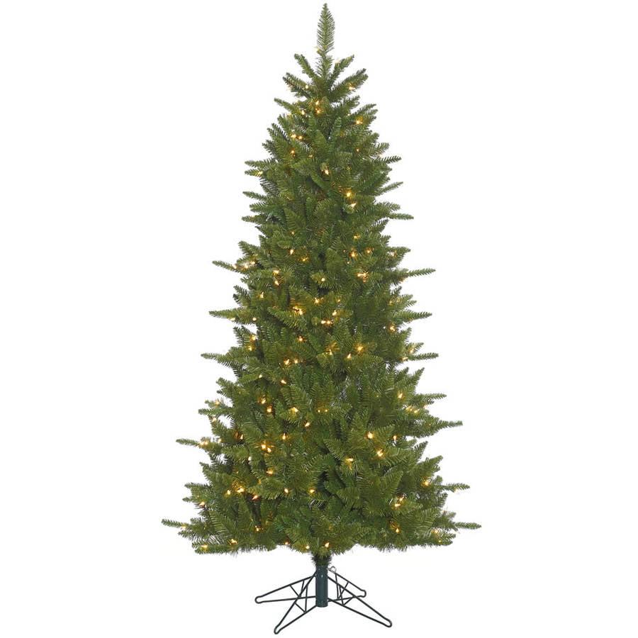 walmart small pre lit christmas tree
