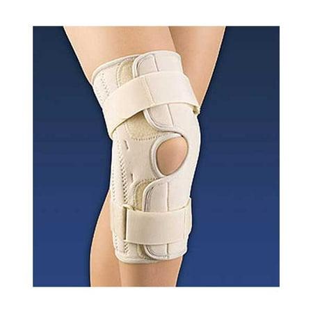 FLA Soft Form Wrap-Around Stabilizer Knee Support - - Sleeve Form