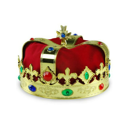 Jeweled Crown (Jeweled Crown with Red Liner)