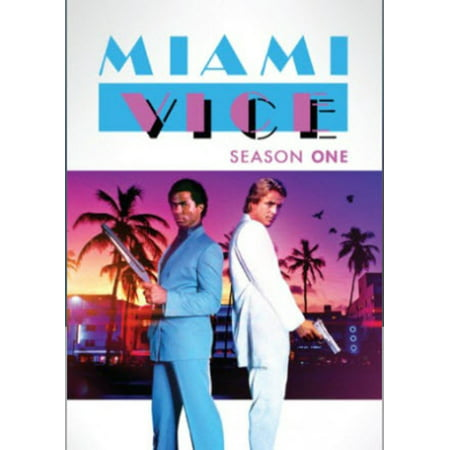 Miami Vice: Season One (DVD) - Miami Vice Halloween