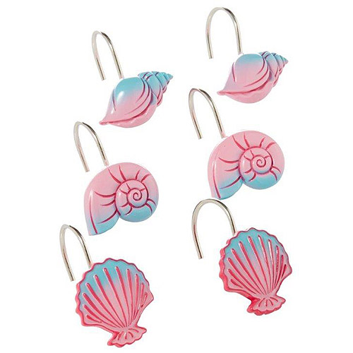 Disney Little Mermaid Ariel Shower Curtain Hooks