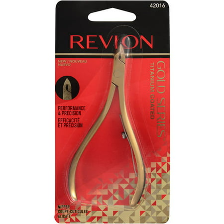 Revlon Gold Series Cuticle Nipper