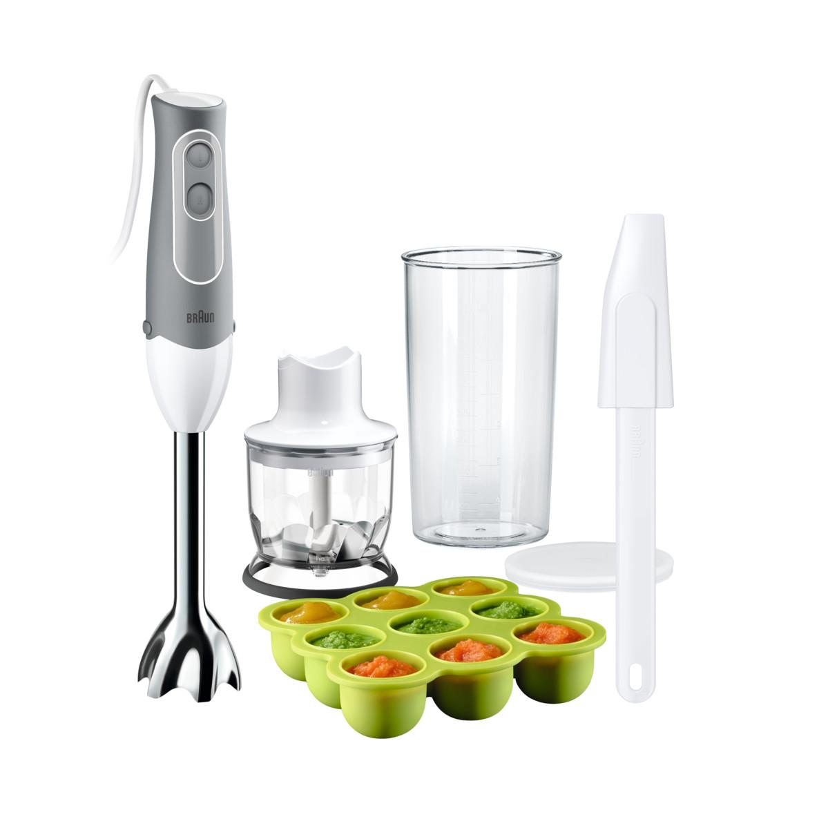 Braun MultiQuick 5 Baby Food Maker and Hand Blender