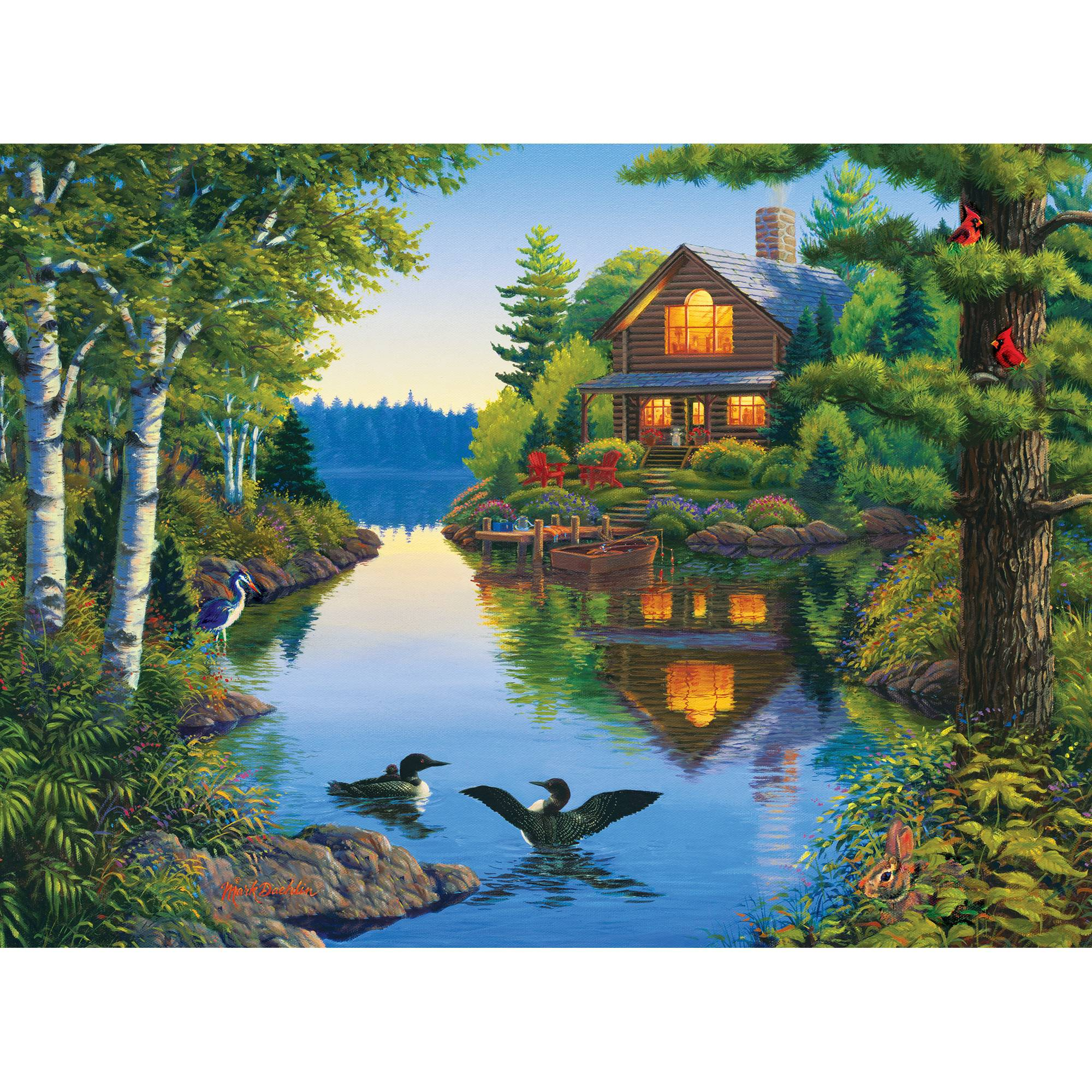 Masterpieces Tucked Away 500pc Puzzle