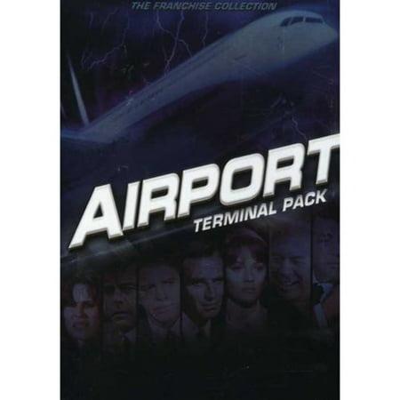Airport Terminal Pack (Airport / Airport '75 / Airport '77 / The Concord: Airport '79) (Sybil Danning Halloween)