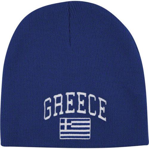 Team Greece Knit Hat