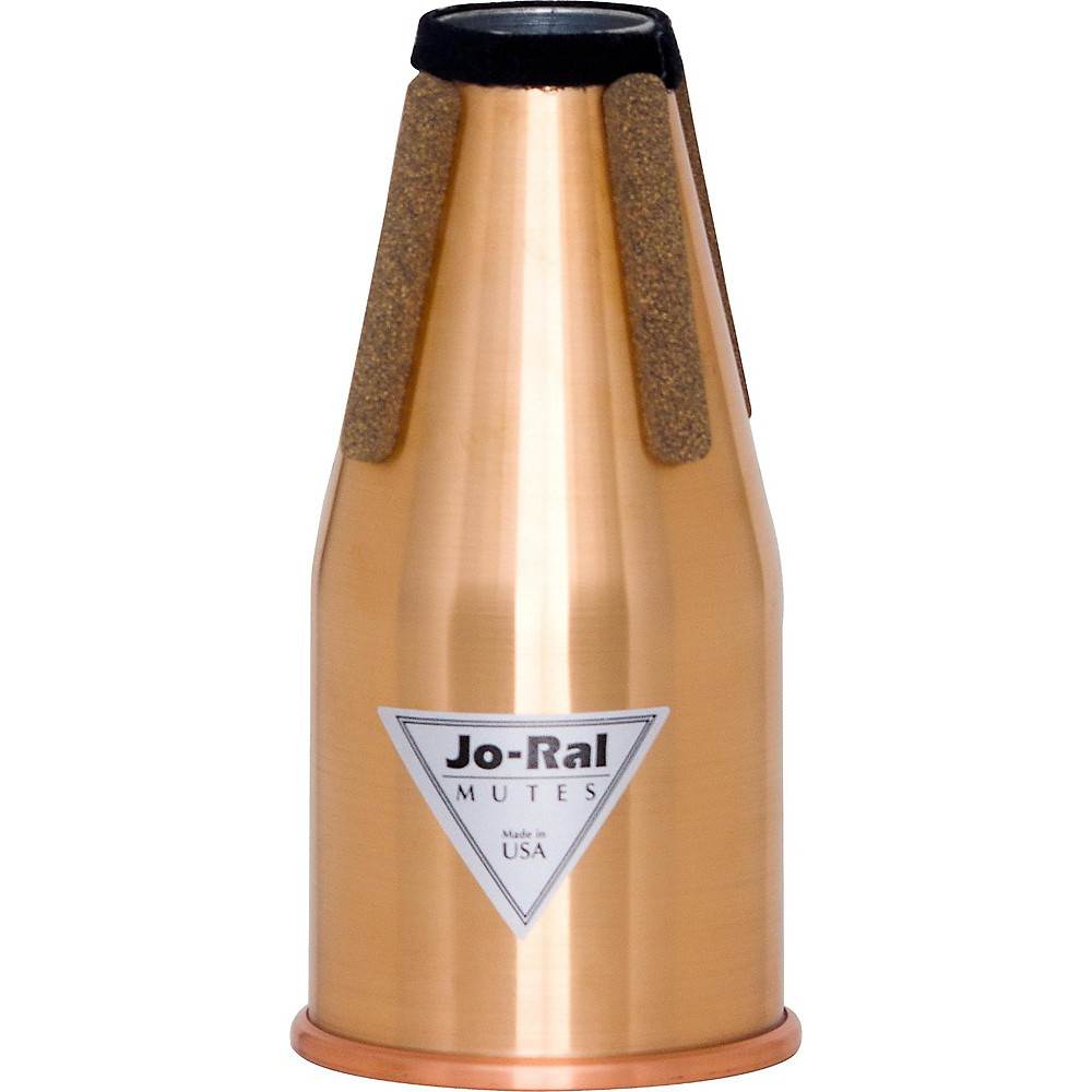 Jo-Ral FRC All Copper Non Transposing French Horn Straight Mute by Jo-Ral