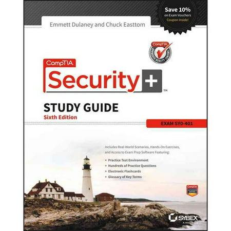 Comptia Security   Exam Sy0 401