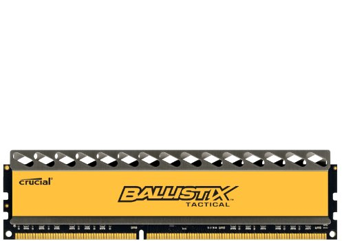 4 - 8Gb Tactical Ddr3-1600 (Pc3-12800) Cl8@1.5V W/Xmp