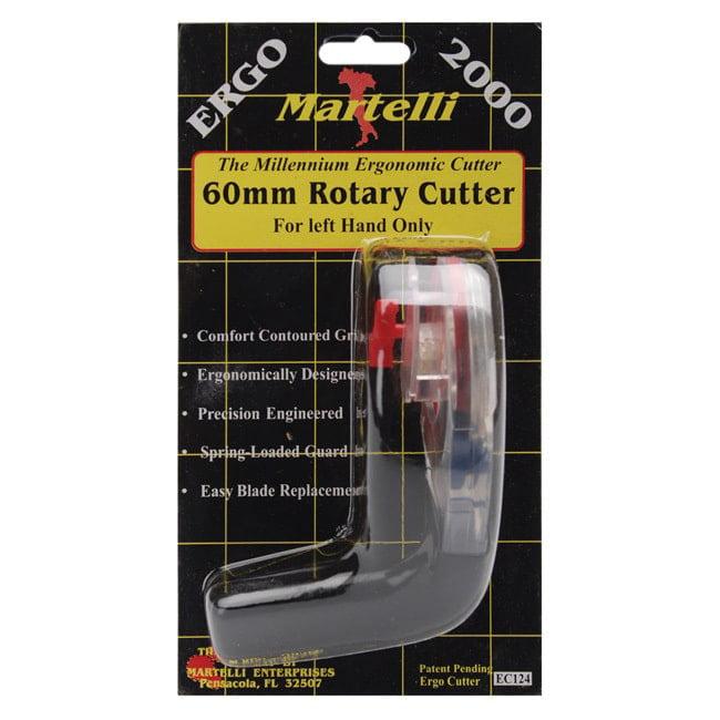 Martelli Ergo 2000 Rotary Cutter, 60mm