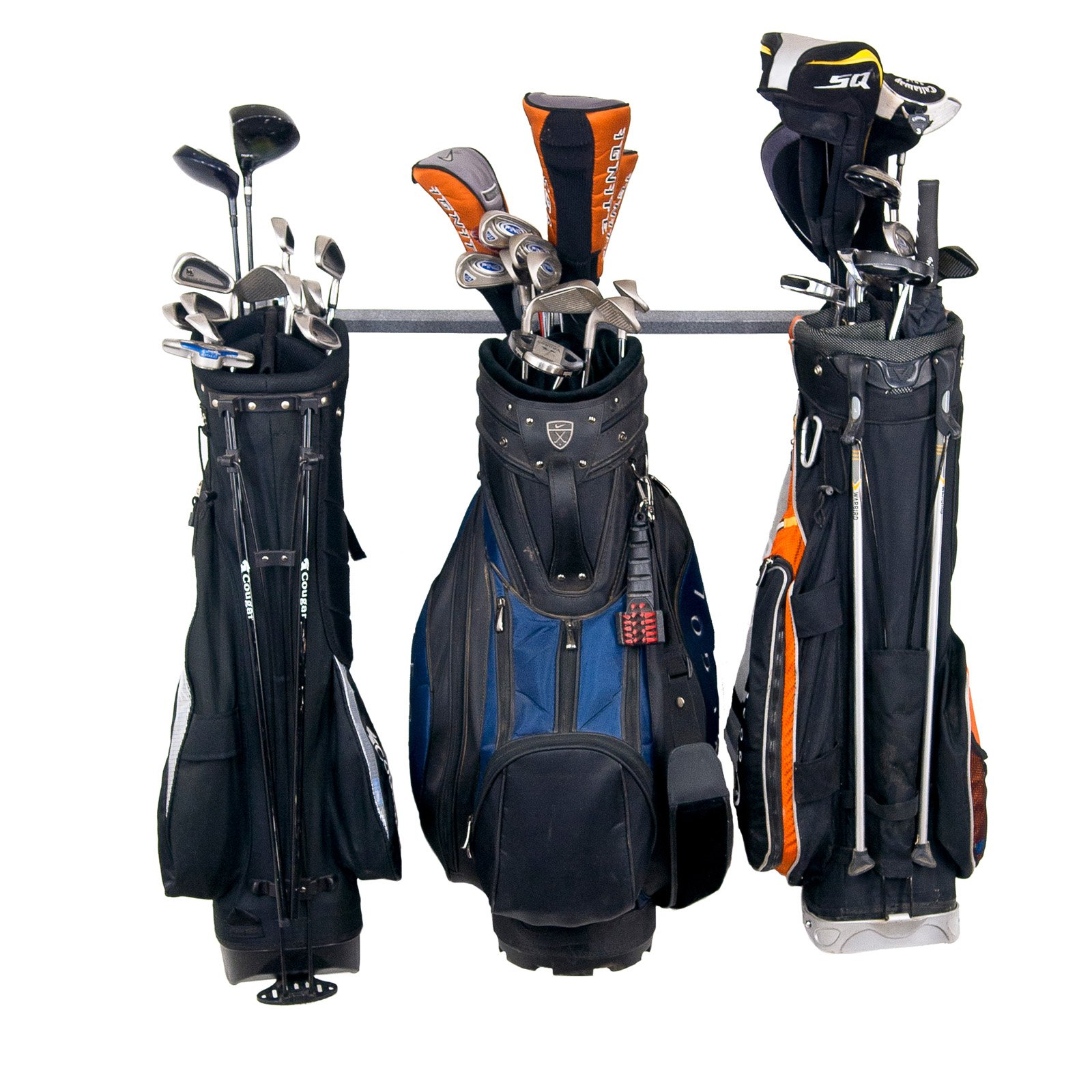Monkey Bar Storage Small 3 Golf Bag Rack