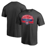Chicago Cubs 2016 World Series Champions Sign Win T-Shirt - Heather Charcoal