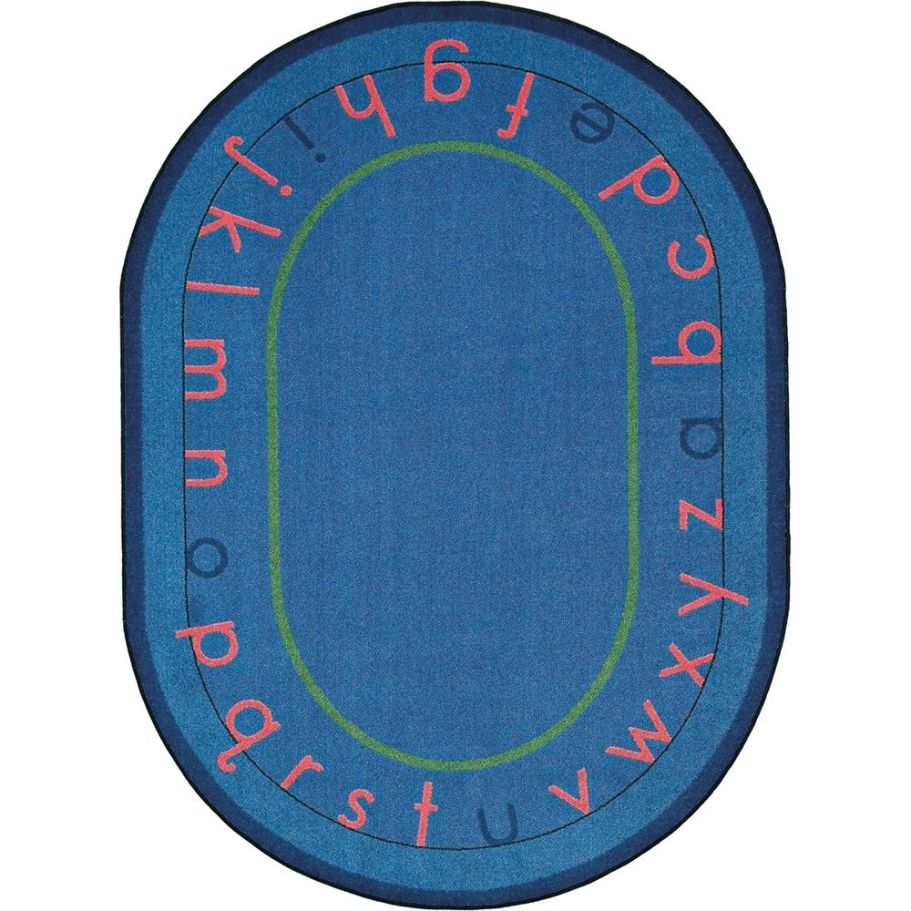 Joy Carpets Educational Montessori Alphabet Kids Rug