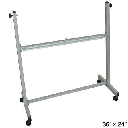 Luxor Replacement Leg Frame For  Reversible Magnetic Whiteboard 36