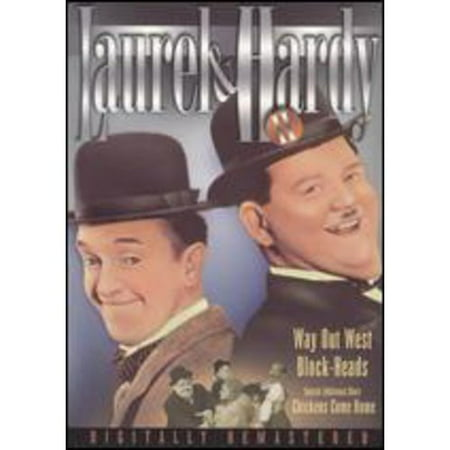 Laurel & Hardy II (Way Out West / Block-Heads / Chickens Come (All Of The Goons Come Out To Play)