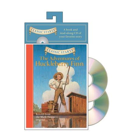 Classic Starts Audio  The Adventures Of Huckleberry Finn