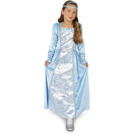 Juliette Capulet Child Halloween Costume - Juliet Capulet Costume