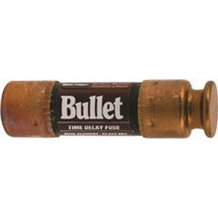 Cooper Bussmann Fusetron Time Delay Cartridge Fuse, 20 Amps, 10 Per Pack