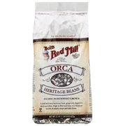 Bob's Red Mill Orca Heritage Beans, 22 oz, (Pack of 4)
