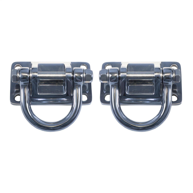 Rugged Ridge 11540.17 D-Ring Fits Wrangler (JK) Wrangler (LJ) Wrangler (TJ)