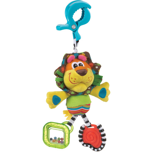 Playgro Dingly Dangly Roary the Lion Activity Toy