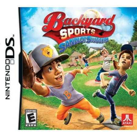 Related Items for ATARI Backyard Sports: Sandlot - ATARI Backyard Sports: Sandlot Sluggers Wii Nintendo Wii From $25.1