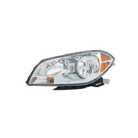 Capa Certified Headlight Assembly (New Aftermarket Driver Side Front Head Lamp Assembly 22897127 CAPA)