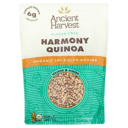 Ancient Harvest Quinoa Harmony Blend Org,23 Oz (Pack Of -