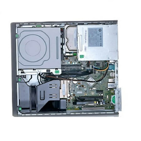 Refurbished HP Z220 SFF Workstation i5-3470 Quad Core 3.2Ghz 16GB 1TB intel HD Graphics 2500 Win 10 Pre-Install - image 1 of 3