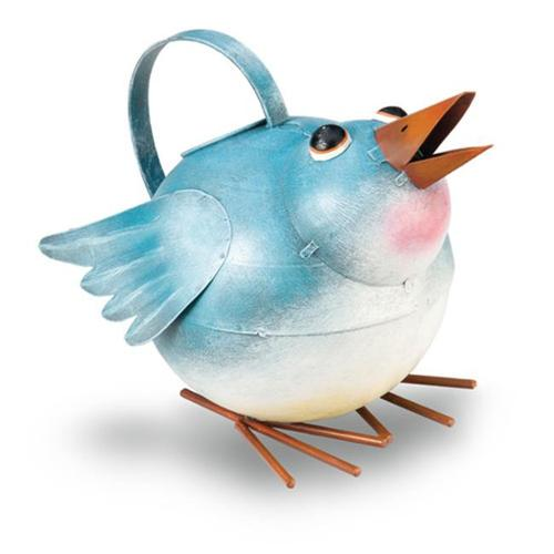 October Hill AXF13811 Blue Bird Watering Can by October Hill