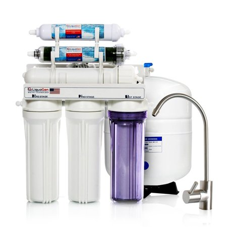Pet Supplies Good Compact 3 Stage Reverse Osmosis System Sr Aquaristik Last Style