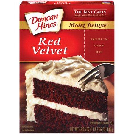 Red Velvet Funnel Cake Mix For Sale