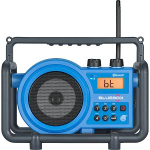 FM/AM/BT/AUX-IN UTILITY RADIO RUGGED