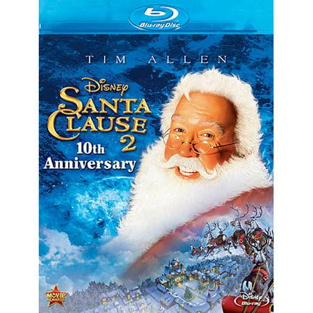 The Santa Clause 2 (10th Anniversary Edition) (Blu-ray) (Santa Clause 3)