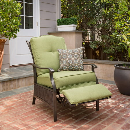 Better homes and gardens providence outdoor recliner - Better home and garden furniture ...