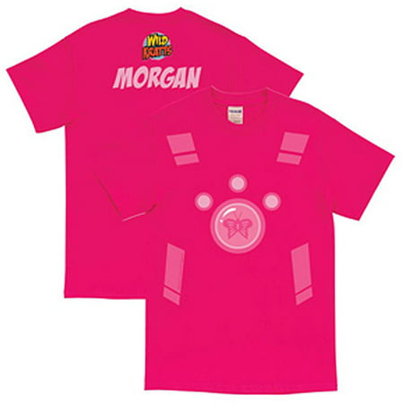 Personalized Wild Kratts Creature Power Suit Hot Pink Adult - Austin Powers Suit For Sale